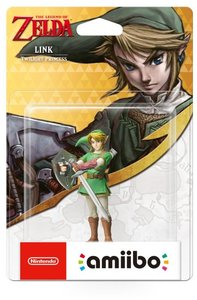 Nintendo amiibo - Twilight Princess (For 3DS/Wii U/Switch) - Cover