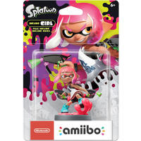 Nintendo amiibo - Splatoon Collection New Inkling Girl (For 3DS/Wii U/Switch)