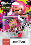 Nintendo amiibo - Splatoon Collection New Inkling Girl (For 3DS/Wii U/Switch) Cover