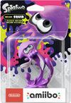 Nintendo amiibo - Splatoon Collection New Inkling Squid (For 3DS/Wii U/Switch) Cover