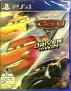 Cars 3: Driven to Win (PS4) Cover