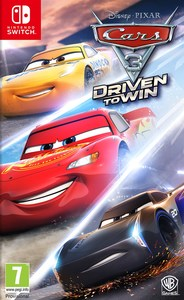 Cars 3: Driven to Win (Nintendo Switch)