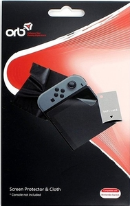 ORB -  Skin - Screen Protector & Cloth (Switch)