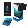 Ultra Pro Full-View Deck Box With Tray - Magic: The Gathering - Mana 5 Island