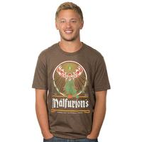 Heroes of the Storm Malfurion's Tranquil Tonic Mens Premium T-Shirt (X-Large)