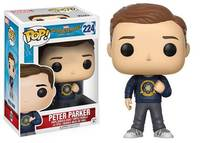Funko Pop! Marvel - Spider-Man Homecoming - Peter Parker Vinyl Figure - Cover