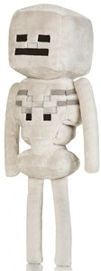 Minecraft 12 inch Skeleton Plush With Hang Tag - Cover