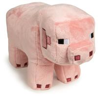 "Minecraft 12"" Pig Plush With Hang Tag"