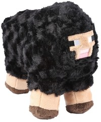 """Minecraft 10"""" Sheep Plush With Hang Tag - Cover"""