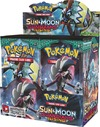 Pokémon Sun & Moon - Guardians Rising Booster Display Box