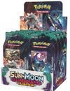 Pokémon Sun & Moon - Guardians Rising Theme Decks Display Box