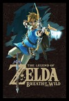 The Legend of Zelda - Breath of the Wild (Framed Poster) Cover