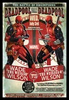 Deadpool Wade Vs Wade (Framed Poster)