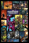 Guardians of the Galaxy - Comics (Framed Poster)