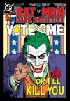 Joker - Vote For Me (Framed Poster)