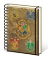 Harry Potter - Hogwarts Crest A5 Notebook Cover