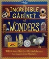 Lonely Planet Kids Incredible Cabinet of Wonders - Lonely Planet Kids (Hardcover)