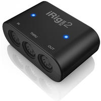 IK Multimedia iRig MIDI 2 Midi Interface (For iOS/Android and Mac/PC)