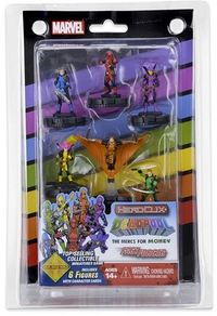 Marvel HeroClix - Deadpool and the Mercs for Money Fast Forces (Miniatures) - Cover