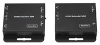 HDCVT HDMI Cat5 Extender with IR POE - 50 Meter - Cover
