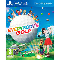 Everybody's Golf (PS4)