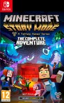 Minecraft Story Mode: The Complete Adventure (Nintendo Switch) Cover