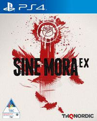 Sine Mora EX (PS4) - Cover