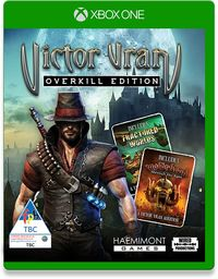 Victor Vran: Overkill Edition (Xbox One) - Cover