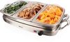 Taurus - Buffet Server Multifunction Stainless Steel Brushed 450w Servidor