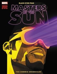 Black Eyed Peas Present Masters of the Sun - William Jackendoff (Paperback) - Cover