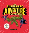 Superhero Adventure Playset - Jason Ford (Hardcover)
