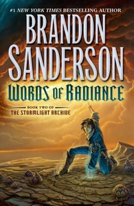 Words of Radiance - Brandon Sanderson (Paperback)