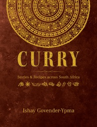 Curry - Ishay Govender-Ypma (Hardback) - Cover