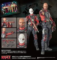 "MAFEX ""Suicide Squad"" Deadshot (Figures) - Cover"
