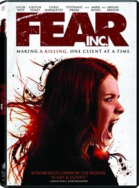 Fear Inc (Region 1 DVD) - Cover