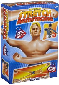 Stretch Armstrong 30cm Figure - Cover