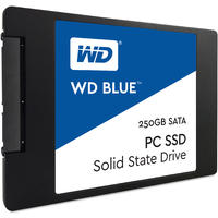 WD Blue - 250GB 2.5 inch PC SSD SATA - Solid State Drive