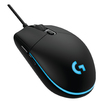 Logitech - Pro USB Optical 12000DPI Right-hand Mouse - Black