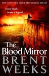 Blood Mirror - Brent Weeks (Paperback)