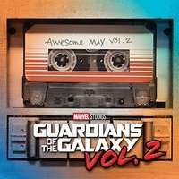 Various Artists - Guardians of the Galaxy Awesome Mix 2 (CD) - Cover