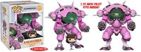 Funko Pop! Games - Overwatch: D.VA & Meka 2-Pack Vinyl Figures - Cover