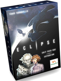 Eclipse - Ship Pack One Expansion (Board Game) - Cover