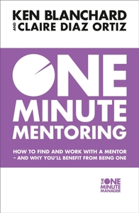 One Minute Mentoring - Ken Blanchard (Paperback) - Cover