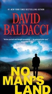 No Man's Land - David Baldacci (Paperback)