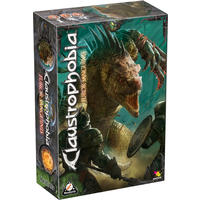 Claustrophobia - Furor Sanguinis Expansion (Board Game)