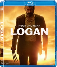 Logan (Blu-ray) - Cover