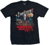 Guardians of the Galaxy Eighties Mens Black T-Shirt (Large)