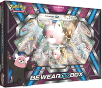 Pokémon TCG - Bewear-GX Box (Trading Card Game)
