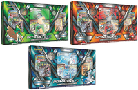Pokémon TCG - Premium Collection - Decidueye-GX, Incineroar-GX, Primarina-GX (Trading Card Game)