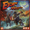Escape from 100 Million B.C. (Board Game)